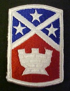 194th Engineer Brigade Full Color Dress Patch Clothing