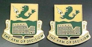 194th Infantry Distinctive Unit Insignia   Pair Clothing