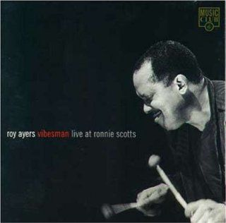 Vibesman Live at Ronnie Scotts: Roy Ayers: Music