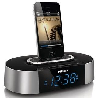 Philips AJ7030D iPod/ iPhone Clock Radio (Refurbished)