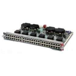 Cisco 48 port IEEE 802.3af compliant PoE Switching Module