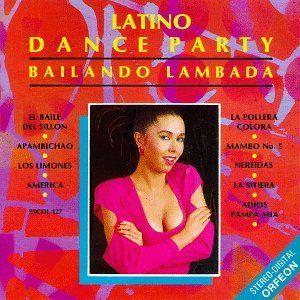 Bailando Lambada Latino Dance Party Music