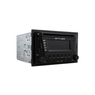 Radio MUSE M 622 MR   Achat / Vente AUTORADIO Auto Radio MUSE M 622