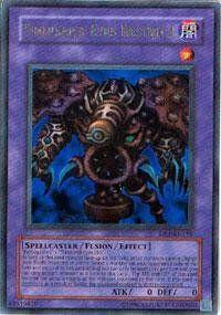 Yu Gi Oh!   Thousand Eyes Restrict (DB1 EN195)   Dark