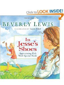In Jesses Shoes (9780764203138) Beverly Lewis, Laura