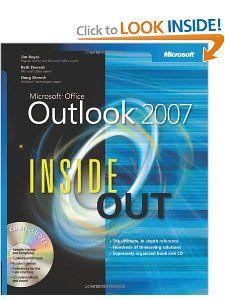 Microsoft Office Outlook 2007 Inside Out Jim Boyce, Beth Sheresh