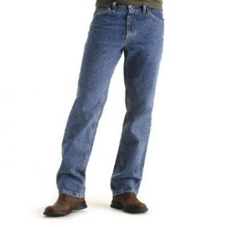 Lee Mens Regular Fit Pepperwash Jeans   204 0244 Clothing