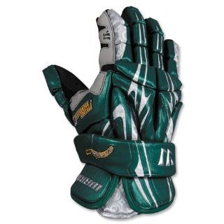 Warrior Mac Daddy II 12 Lacrosse Glove (Dark Green