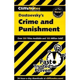 Crime and Punishment (Cliffs Notes) James L Roberts 0785555046269