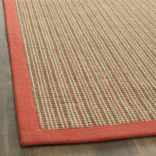 Dream Natural Fiber Rust Sisal Rug (6 x 9) Compare $270.00 Sale $