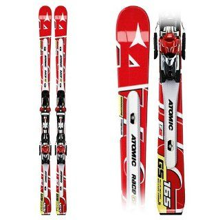 Atomic Race D2 GS Junior Race Skis 2012