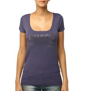 GUESS T Shirt Femme Violet.   Achat / Vente T SHIRT GUESS T Shirt