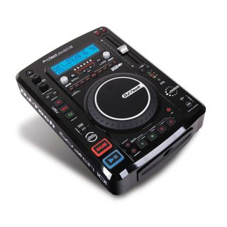DJ Tech iScratch 101V2 Top Load CD/  Player with DSP and Sampler