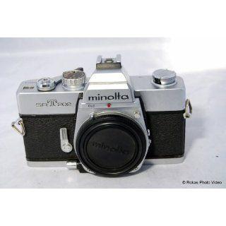Minolta Srt202 35mm Film SLR Camera Body Only Srt 202