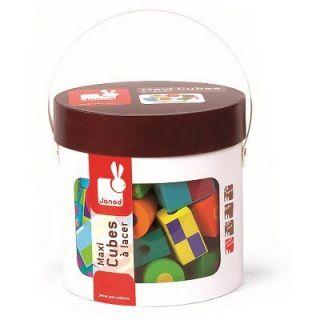 Cubes à laser   Perles méli mélo   Achat / Vente CUBE EVEIL Cubes