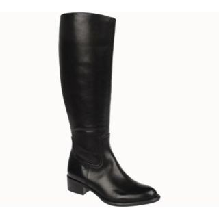Womens Franco Sarto Crane Black Leather Today $132.95