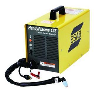& Cutting Products 37884 Handy Plasmarc 125, 115Vac input, 15torch