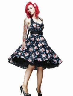 Hell Bunny Geisha 50s Dress: Clothing