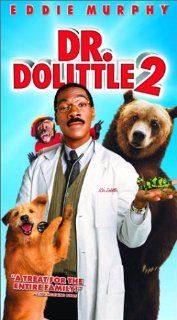 Doctor Dolittle 2 [VHS] Eddie Murphy, Cedric the
