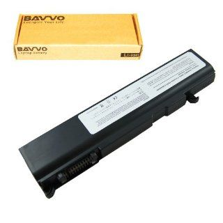 Bavvo 6 cell Laptop Battery for TOSHIBA Satellite U205