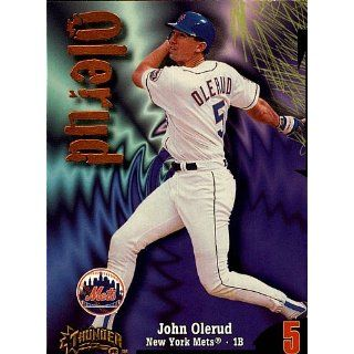1998 Skybox John Olerud # 206 Mets Collectibles
