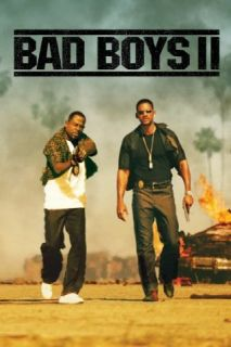 Bad Boys II Martin Lawrence, Will Smith, Gabrielle Union