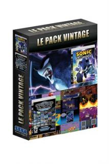 Avis PACK SONIC UNLEASHED + SEGA ULTIMATE COLLECTION / –