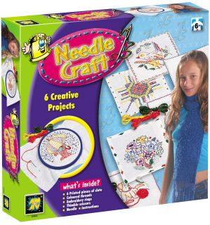 Online Shopping Crafts & Sewing Crafts Kids Crafts Needle Art Kits