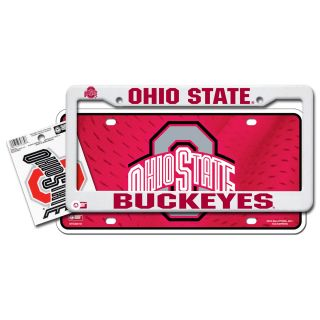 Ohio State Buckeyes Automotive Value Pack