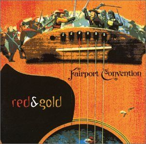 Red & Gold Fairport Convention Music