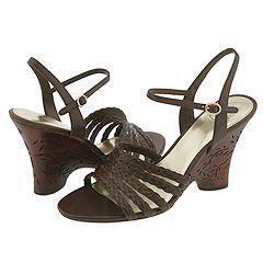 Circa Joan & David Mali Dark Brown Leather