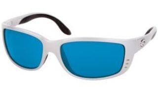 Costa del Mar ZN 18 Zane Silver Blue 580 Sunglasses