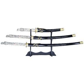 Dragon Samurai Sword Set Sports & Outdoors