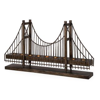 Iron Argento Bridge Votive Candle Holder Today $141.99