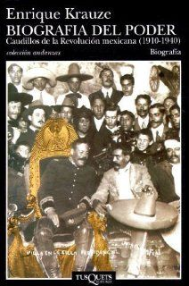 Andanzas, 207/2) Enrique Krause 9789687723211 Books
