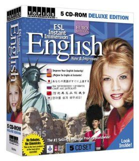 Instant Immersion English 1.5: Software