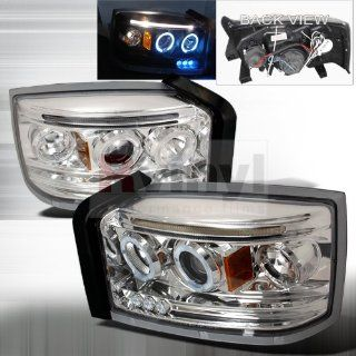 Dodge Dakota 2005 2006 2007 2008 2009 2010 LED Halo Projector