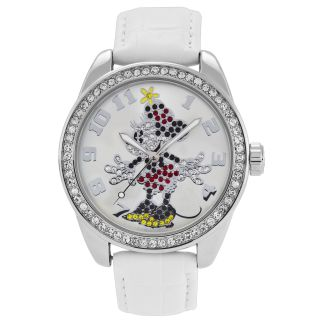Disney Ingersoll Womens Minnie Mouse Diamante Watch Today $74.99 5.0