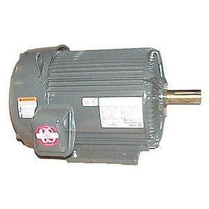 AD83 7 1/2 HP ELECTRIC MOTOR 208 230/460 VOLT 1765 RPM