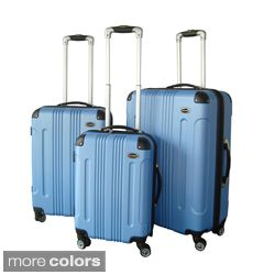 Avenue 3 piece Hardside Spinner Luggage Set Today $142.99