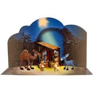 The Little Drummer Boy Master Set PVC Figures Nativity Set
