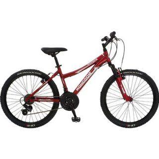 Mongoose Montana Girls 24 21 Speed Bicycle Sports