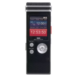 RCA VR5340 2GB Digial Voice Recorder oday $69.99