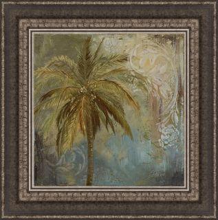 Patricia Pinto Spring Palm II Framed Print