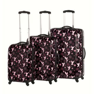 Heys USA Disney Tinker Bell 3 piece Hardside Spinner Luggage Set Today