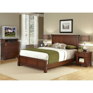 Home Styles King size Bedroom Set