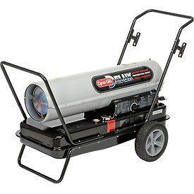 Dyna Glo® Kerosene Forced Air Heater Kfa210dgd   170k Or 210k Btu