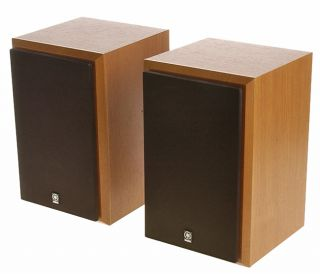 Yamaha NX E300 HiFi Two Piece Speaker Set (Refurbished)
