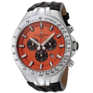 Jacques Lemans Mens GU217C Geneve Collection Tornado Chronograph