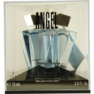 Thierry Mugler Angel Womens 2.6 oz Eau de Parfum Spray Refillable